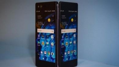 Photo of ZTE Axon M هاتف بشاشة عرض مزدوجة قابلة للطي