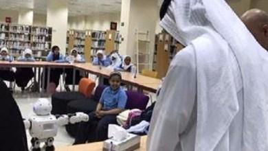 Photo of مبادرة مشروع الروبوتات الذكية بمشاركة طلاب مدارس دائرة التعليم والمعرفة
