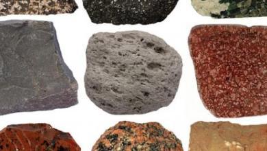 Photo of تعرف على أنواع الصخور وخصائصها المختلفة