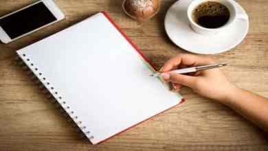 Photo of كيفية كتابة موضوع تعبير