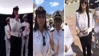 """Photo of شاهد: بعد انتشار فيديوهات لها.. من هي الأميرة سارة آل سعود أول مواطنة تحمل رتبة """"كابتن بحري""""؟"""