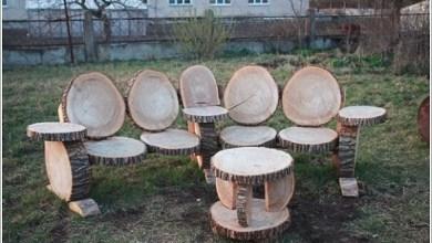 Photo of 10 أفكار لاستخدام جذوع الأشجار في ديكور المنزل