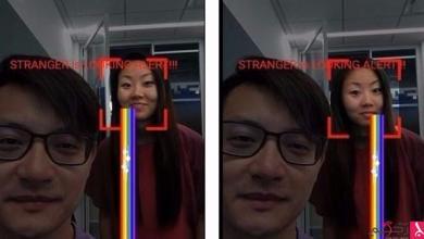 Photo of تطبيق يُحذرك من متطفل وراءك ينظر إلى هاتفك