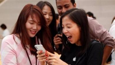 "Photo of طوابير طويلة أمام متاجر آبل في الصين بسبب طرح ""أي فون إكس"""