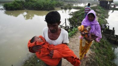 "Photo of بعد مقتل آلاف من الروهينجا.. زعيمة ميانمار تحث على ""عدم الشجار"""