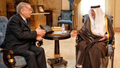Photo of الفيصل يستقبل القنصل الأردني والأفغاني