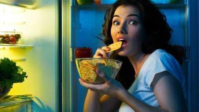 Photo of أغذية وأطعمة تؤدى إلى الأرق