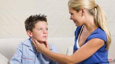 Photo of أعراض الغدة النكافية عند الأطفال