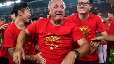 Photo of المدرب البرازيلي سكولاري يودع الصين بـ7 ألقاب