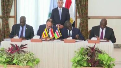 """Photo of التوقيع على إعلان القاهرة لتوحيد """"الحركة الشعبية لتحرير السودان"""""""