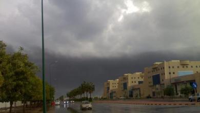 Photo of الأرصاد: تأثير المنخفض الجوي يصل جدة ومكة الليلة