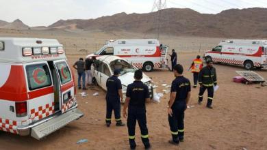 Photo of الهلال الأحمر بجدة يتعامل مع 9 آلاف بلاغ خلال 30 يوم