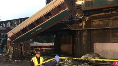 Photo of واشنطن: 6 قتلى وعشرات الجرحي بعد خروج قطار عن مساره