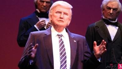 Photo of روبوت ناطق على هيئة ترامب يدخل عالم ديزني