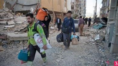 Photo of زلزال بقوة 4 درجات يضرب جنوب شرقي إيران
