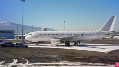Photo of بعد تعرضها لضربة من صاعقة.. طائرة مجرية تهبط اضطرارياً في مطار صوفيا