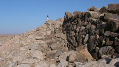 Photo of بالصور: اكتشاف تحصينات عسكرية تعود إلى أربعة آلاف سنة في سوريا