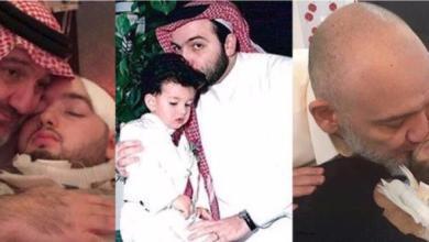 """Photo of خالد بن طلال يرد بآية على شائعة وفاة """"الوليد"""""""