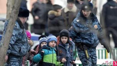 Photo of روسيا: مراهق بفأس يهاجم 3 أطفال ومعلمة في مدرسة
