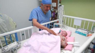 Photo of صحيفة: الربيعة من غرفة العمليات: فصل التوأم الفلسطيني يسير بنجاح