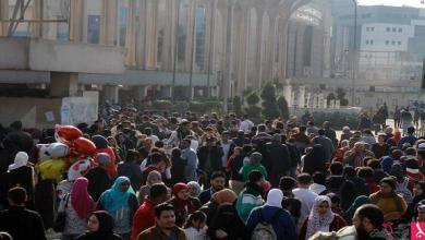 Photo of بالفيديو والصور: إقبال كبير على معرض القاهرة للكتاب