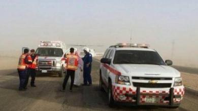 Photo of وفاة وإصابة 14 طالبة إثر حادث مروري بظهران الجنوب