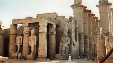 """Photo of الآثار المصرية تبدأ ترميم مقبرة """"حاروا"""" بالأقصر"""