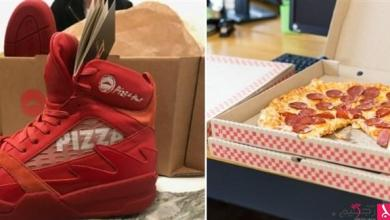 Photo of بالفيديو: هذا الحذاء يطلب لك البيتزا بضغطة زر