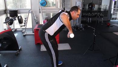 Photo of تمارين الكتف والترابيس.. هكذا تحصل على عضلات ضخمة (فيديو)
