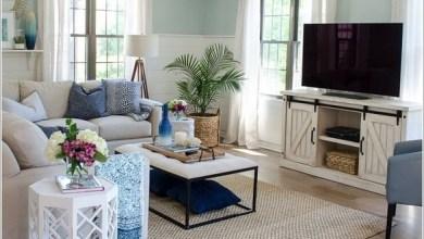 Photo of 10 أفكار لتصميم طاولة منزلية الصنع لشاشة التلفزيون