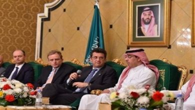 Photo of العواد يلتقي سفراء الاتحاد الأوروبي بالمملكة