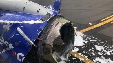 Photo of بالفيديو: إصابة شخص في هبوط إضطراري لطائرة أمريكية في فيلادلفيا