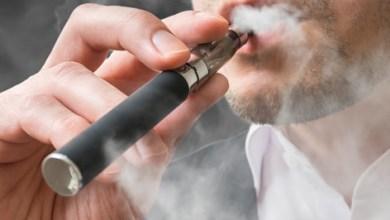 Photo of السموم الموجودة في السجائر الإلكترونية تختلف بحسب النكهة المضافة لها