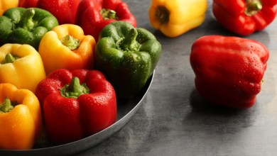 Photo of لتحصلي على بشرة صحية.. أكثري من هذه بالخضروات