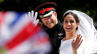 Photo of 13 مليون شخص تابعوا زفاف الأمير هاري على التلفزيون البريطاني