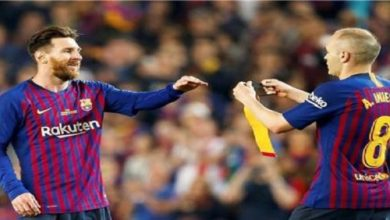Photo of برشلونة يودع إنييستا بالفوز على ريال سوسييداد