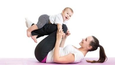 Photo of بعد الولادة.. قاع الحوض يحدد مدة العودة للرياضة