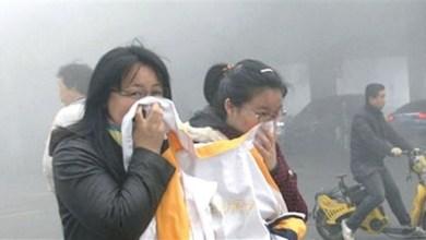 Photo of تلوث الهواء يُعرّض للإصابة بالسكري