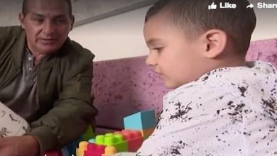Photo of طفل في الثالثة يتحدث اللغة الإنجليزية دون أن يتعلمها