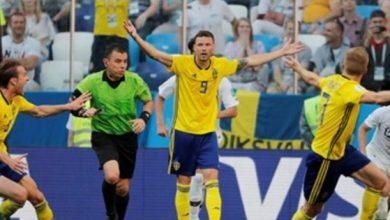 Photo of السويد تكسر المكسيك بثلاثية في منافسات الجولة الثالثة بالمونديال