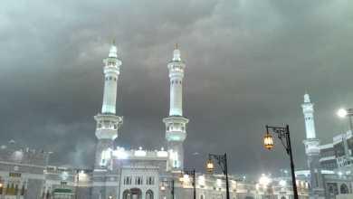 Photo of توقعات باستمرار فرصة هطول أمطار على جازان وعسير والباحة ومكة