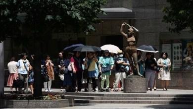 """Photo of اليابان تحذر من موجة حر """"مهددة للحياة"""""""