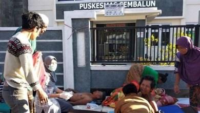 Photo of مقتل 3 جراء زلزال قوي في أندونيسيا
