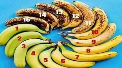 Photo of صورة توضح المستويات المختلفة لنضج الموز تجتاح الإنترنت