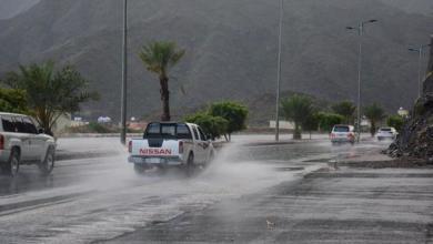 Photo of أمطار رعدية مصحوبة بزخات من البرد على 3 مناطق بالمملكة الأربعاء
