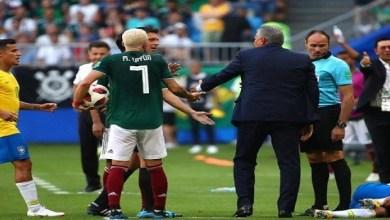 Photo of مدرب المكسيك: نيمار عار على كرة القدم
