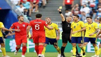 Photo of إنجلترا تُسقط السويد وتذهب لنصف نهائي المونديال
