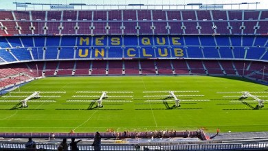 "Photo of برشلونة يتخلى عن ""كامب نو"""