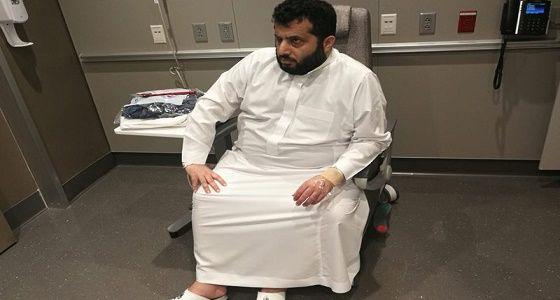 Photo of ماهو مرض تركي ال الشيخ , صور المستشار تركي ال الشيخ وهو مريض