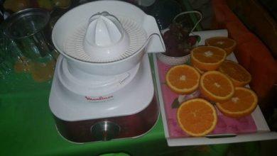 Photo of طريقة تحضير عصير البرتقال والفراولة بطبقات مختلفة